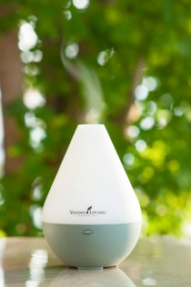 DewDrop Diffuser (Comes with lavender (5ml) & Lemon (5ml) essential oils)